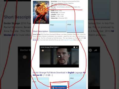 Dr strange full movie free hd download [...