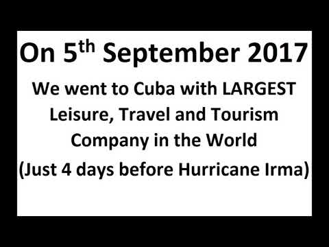 Cuba holiday 2017- The worst holiday ever