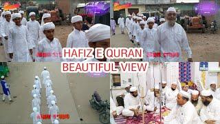 17 Students Hafiz E Quran In Madrasa Rehmaniya Muslim Society Godhra