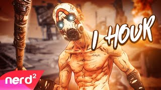 Download Borderlands 3 Song ft. Claptrap | Party at the Apocalypse [1 HOUR] | #NerdOut Mp3 and Videos