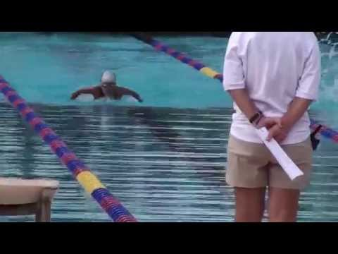 BROOKE MING - 7-20-2014 - Kamehameha Swim Club - 100 Meter Butterfly