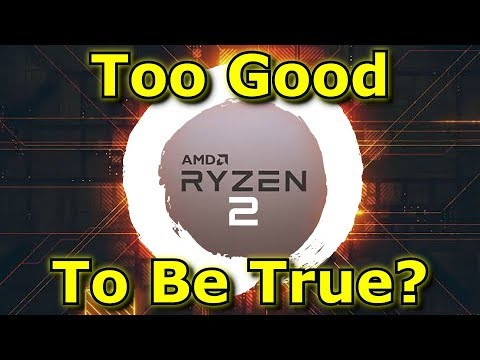 Ryzen Leaks - Too Good To Be True?