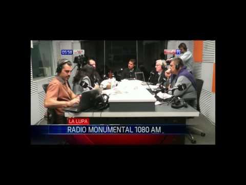 Juan Afara en La Lupa - Noticias Paraguay y Radio Monumental