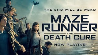 The Maze Runner: The Death Cure movie review/rant