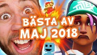 MATINBUMS BÄSTA AV MAJ 2018