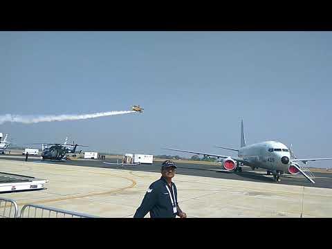 AERO INDIA 2017 | AIR FORCE STATION YELAHANKA