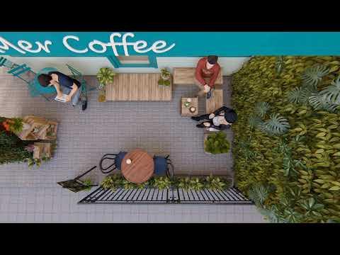 LAMER CAFE - GU ARCHITECTS - PHIM LUMION 8