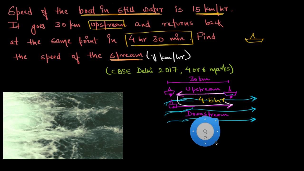 Previous year question 6   Quadratic Equations   Class 10 math (Hindi)    Khan Academy