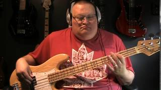 Cliff Richard Dreamin Bass Cover with Notes & Tablature