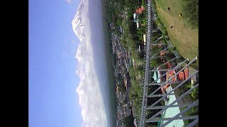 DODONPA onride 4 (view of Mt. Fuji)