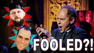 Did Chris Ramsay and Spidey FOOL Penn&Teller?!