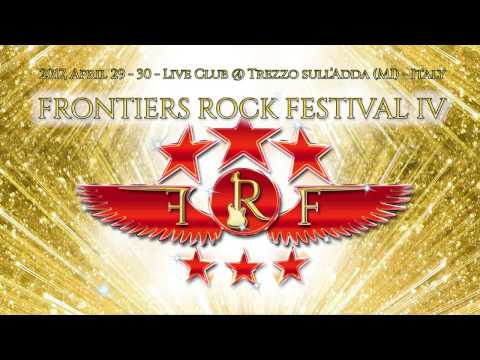 Frontiers Rock Festival 4: Jack Blades of Revolution Saints invites you all! (Official)