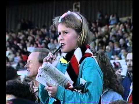 St.Kilda Highlights 1987, part 1