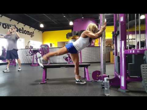 4 Awesome Glute Exercises on the Cable Machine