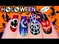 5 Easy AF Holoween Nail Art looks