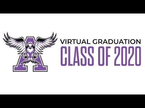 Anacortes High School Virtual Commencement