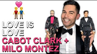 LOVE IS LOVE Cabot Clark + Milo Montez Wedding Gift Set - Integrity Toys - Review
