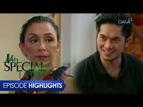 My Special Tatay: Olivia controls everything | Episode 80