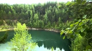 Озера и карьеры Северного Урала - Троицкий Карьер(, 2012-09-22T16:03:59.000Z)
