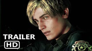 Resident Evil 2 REMAKE Official Trailer (NEW, E3 2018) Game HD