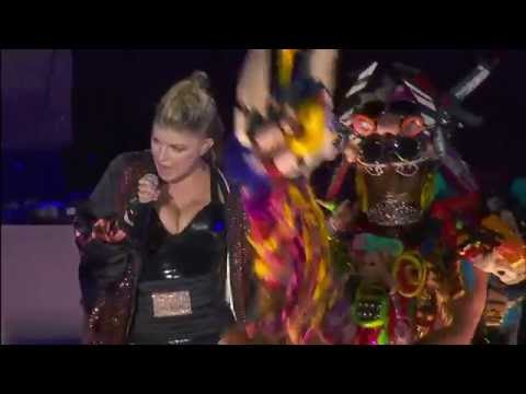 Fergie - My Humps, Rock That Body, DSTP, Party All The Time & A Little Party Never Killed Nobody