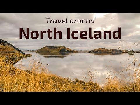 Visit North Iceland video