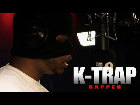 K-Trap - Fire In The Booth