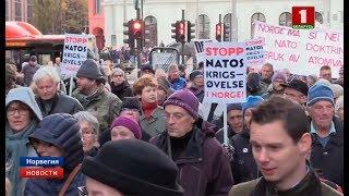 В парламенте Финляндии раскритиковали участие страны в учениях НАТО