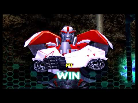 Transformers Prime The Game Wii U Multiplayer part 165