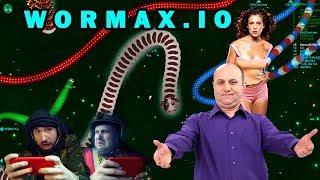 Wormax.io видеокарты для майнинга, игровые 2017