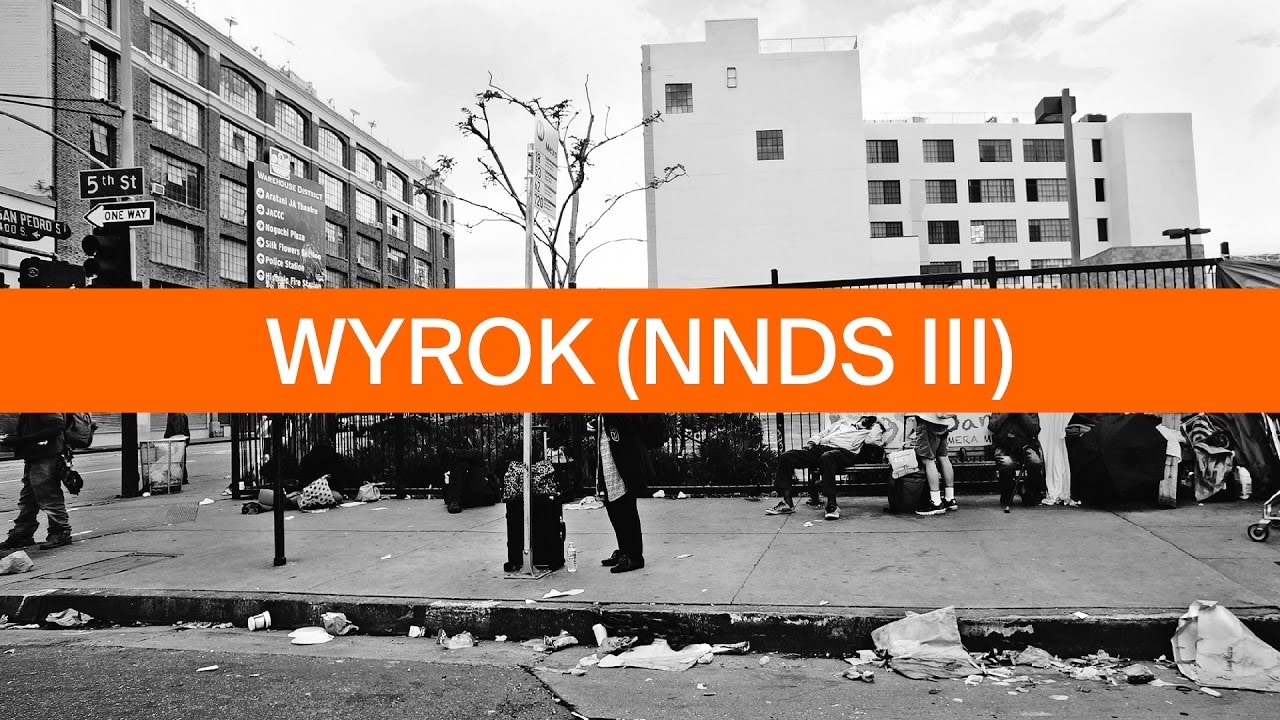 HIFI –  Wyrok (NNDS III) (audio)
