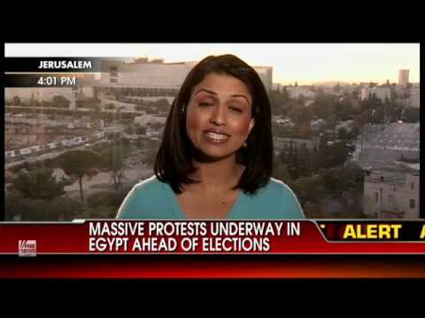 Massive Protests in Egypt Ahead of Elections