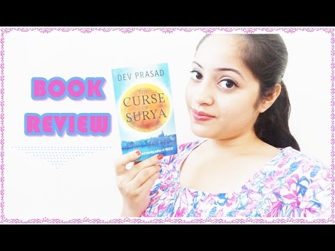 Book Review: The Curse of Surya by Dev Prasad   Mystery Indian Books
