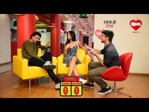 RJ Kabeer Puts Jagga Jasoos Pair Ranbir Kapoor And Katrina Kaif To The Test!