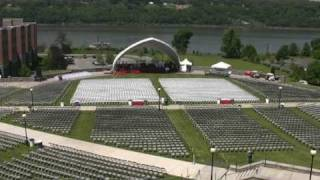 Marist College Campus Green Commencement