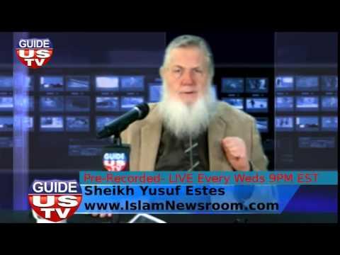 Last night live Islam Newsroom with Yusuf Estes 12 31 2014
