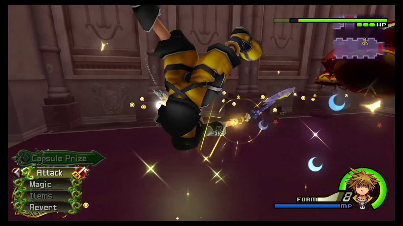 Kingdom Hearts 2 How To Grind All Forms Summon