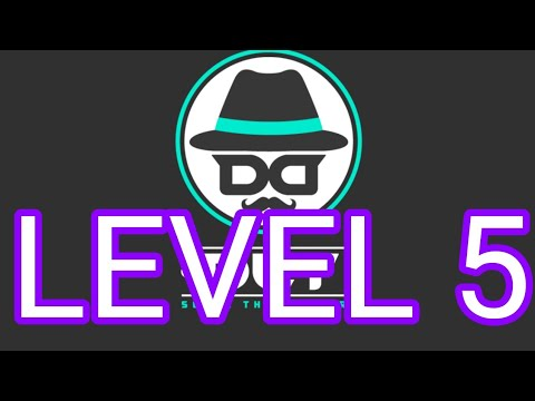 DET Solve The Mystery Level 5 Answers Walkthrough