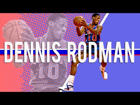 Dennis Rodman - NBA history