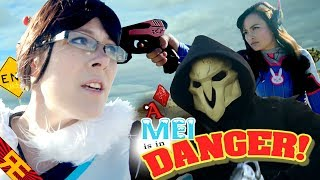 OVERWATCH MUSICAL: A Mei is in Danger [by Random Encounters]