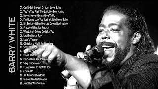 Barry White Greatest Hits 2020 -  Best Songs Of Barry White 2020