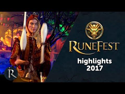 RuneFest 2017 - Highlights