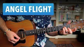 Angel Flight • Radney Foster guitar lesson w/ chords