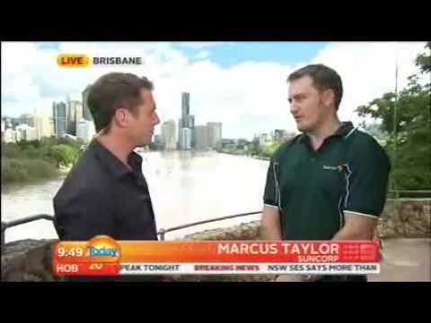 Suncorp Insurance - Today Show Interview with Marcus Taylor