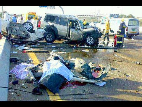 Russian Car Crashes May