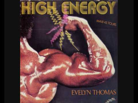 Evelyn Thomas - High Energy Extended Version By Fggk