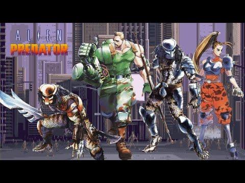 Alien VS Predator Arcade 20 years anniversary MV