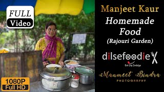 Super Woman - Manjeet Kaur, Rajouri Garden