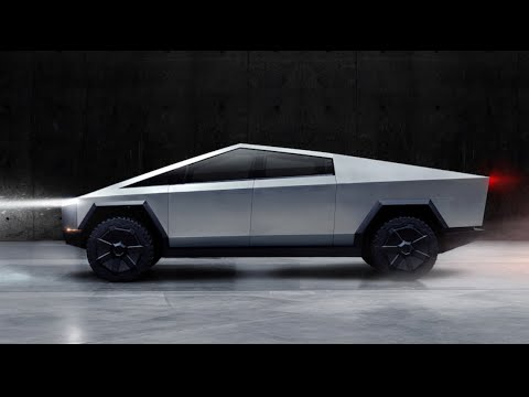 Tesla Cybertruck Unveil - YouTube