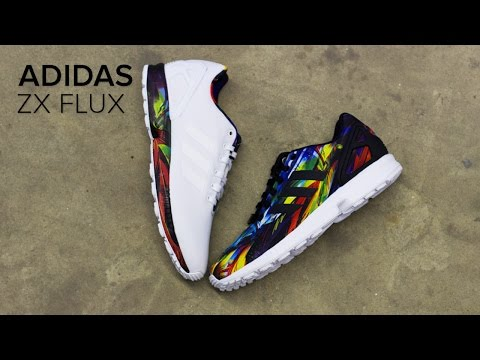adidas ZX Flux Shoe Review and On Feet Review